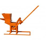 Станок для производства лего кирпича QMR2-40