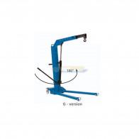 Кран гидравлический складной г/п 500кг.(OMA586) Италия