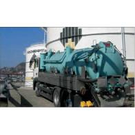 Машины для промывки хранилищ нефтепродуктов